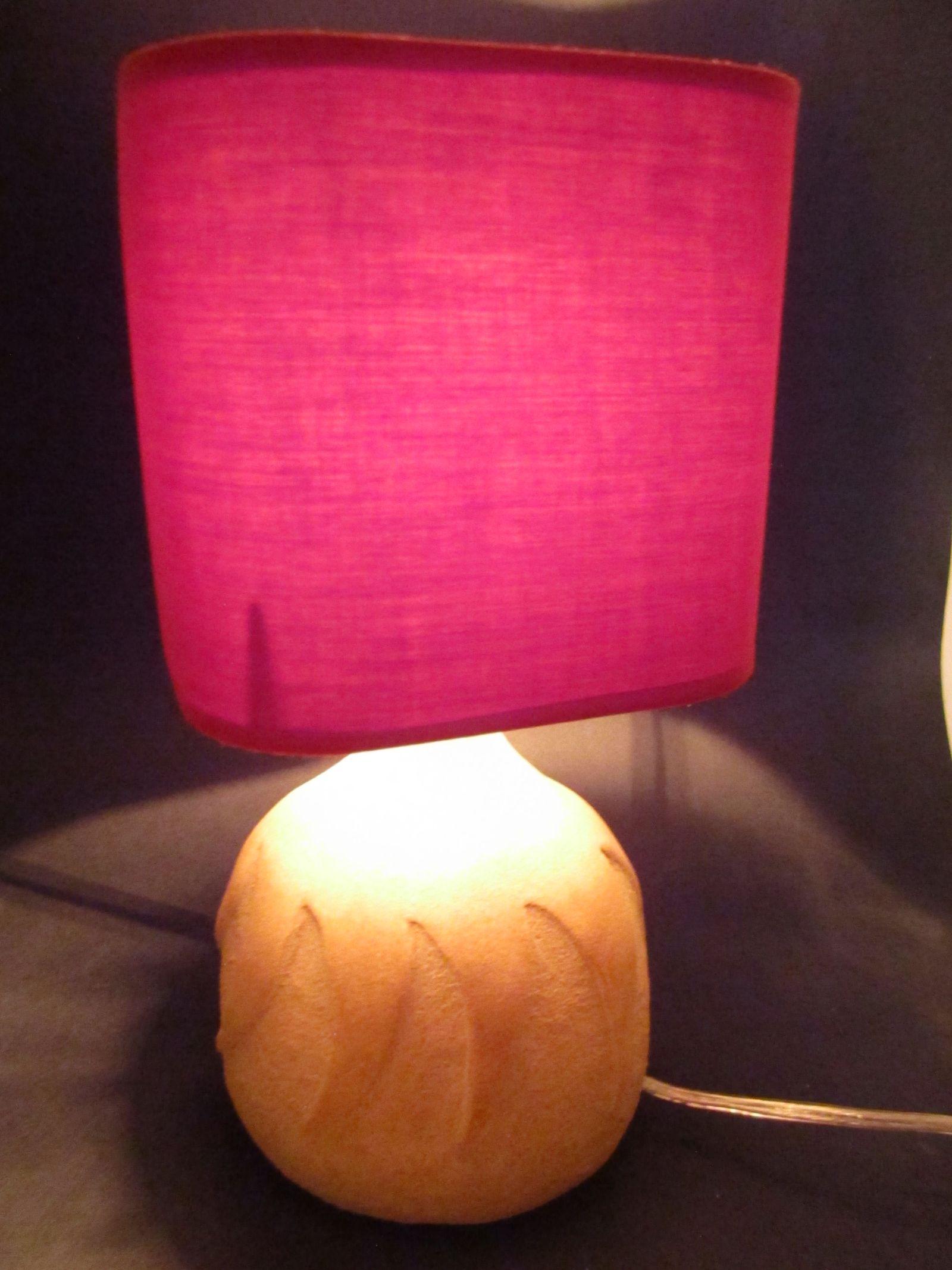 Lampe gres