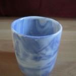 Verre porcelaine
