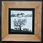 Poya arbre et Aiguilles Arves
